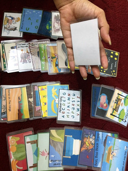 Small Kids Song Cards
