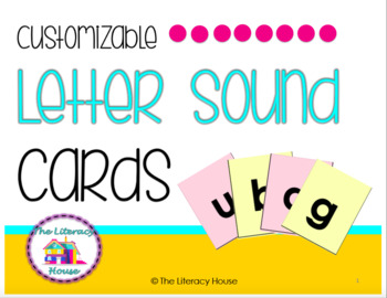OG Small Letter Sound Keyword Cards