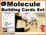 Molecule Building Cards Set