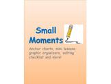 Small Moment Materials