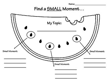 Small Moment Organizer