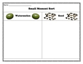 Small Moment Sort