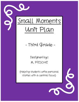 Small Moment Unit Plan