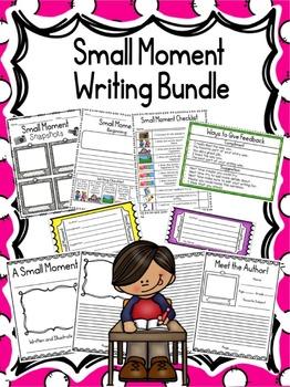 Small Moment Writing Bundle!