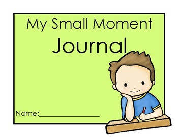 Small Moment Writing Journal