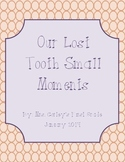 Small Moments - Lost Tooth Book Cover