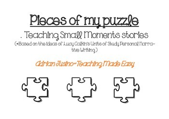 Small Moments are Pieces of a Puzzle