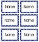 Small Nametags