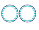 Small Nautical & Circle Name Tags