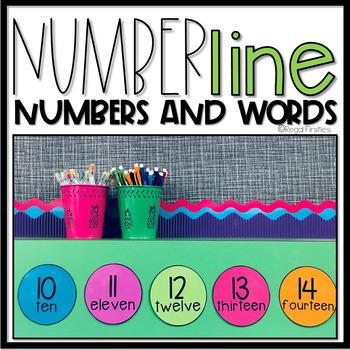 Number Line 1-130