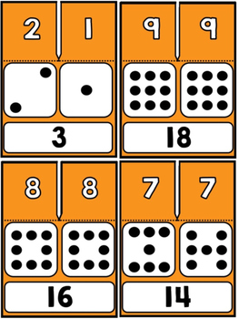 Small PPW subtraction cards