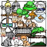 Pets Clipart Bundle