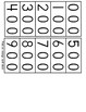 Small Place Value Card Templates