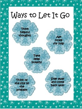 Small Problems: Let It Go