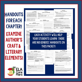 Small Steps Novel Activities, Handouts, Tests! Perfect for literature circles!