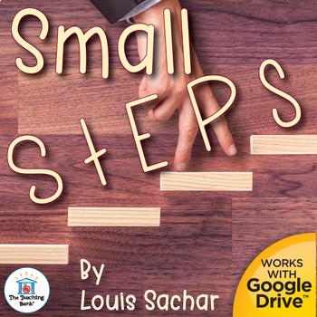 Small Steps Novel Study Book Unit