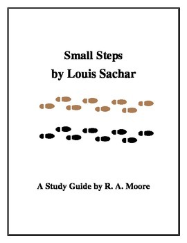 """""""Small Steps"""" by Louis Sachar: A Study Guide"""