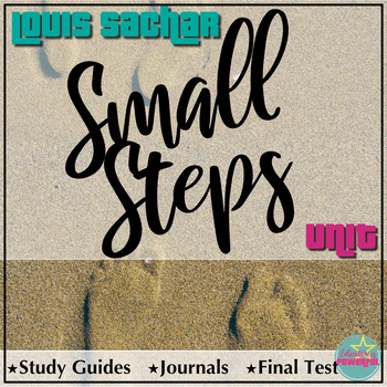 Small Steps by Louis Sacher Study Guide, Quizzes, Journal, and Final Test