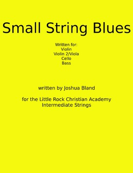 Small String Blues