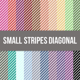 Small Stripes Diagonal Digital Background Paper - Commerci