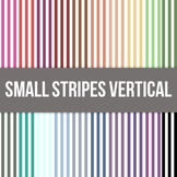 Small Stripes Vertical Digital Background Paper - Commerci