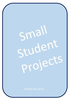 Small Student Projects