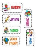 Small Subject Labels