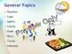 Small Talk Presentation for ESL ESOL and Workplace