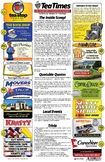 2 Page Newspaper Template Adobe Illustrator (11x17 inch)