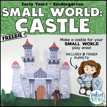 Small World: Castle & Puppets