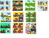 BUNDLE: 50 STORIES WITH 200 PICTURES FOR STORY SEQUENCING