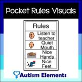 Small/Pocket Classroom Rules.