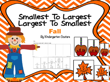 Sequencing By Size (Fall)