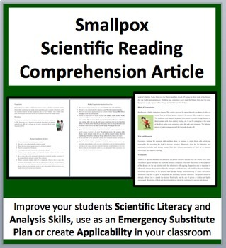 Smallpox - Science Reading Comprehension