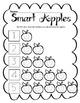 Math Dice Game - Apple Themed