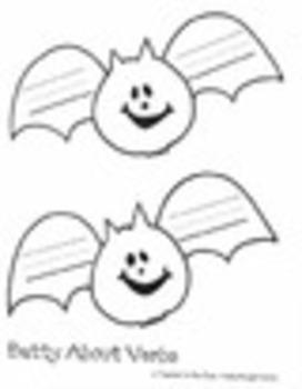 Smart Art: Batty About Verbs - Common Core Language Arts