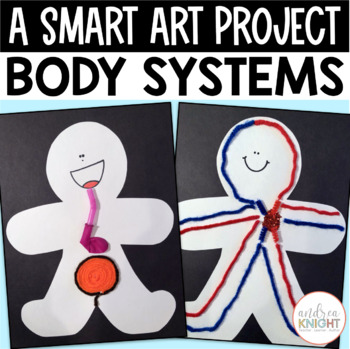 Systems Of The Human Body A Smart Art Science Project For Primary Children