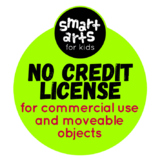 Smart Arts For Kids Clip Arts No Credit Required Commercia