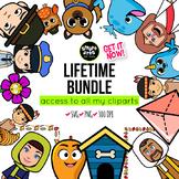 Smart Arts For Kids Lifetime Bundle Cliparts