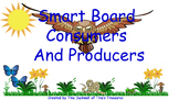 Smart Board Activity on Producers and Consumers