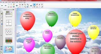 Social, Emotional, Behavioural Smart Board Interventions