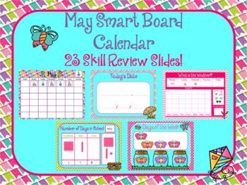 Smart Board Calendar Bundle