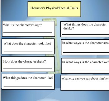 Smart Board - Character Essay - The Outsiders