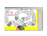 Smart Board Fact and Opinion Game