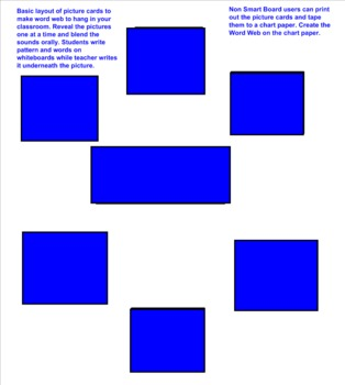 Smart Board File for at word pattern