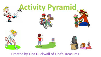 Smart Board Game for Fitness Activity Pyramid