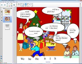 Smart Board Grammar: Pronouns