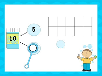 Smart Board Interactive Number Bonds -Bubbles