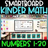 Smart Board Kindergarten Math: Numbers 1-30