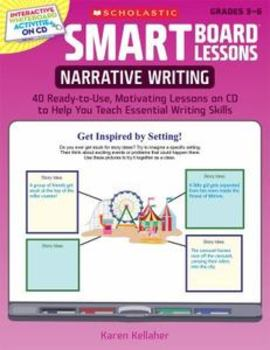 Smart Board Lessons Narrative Writing
